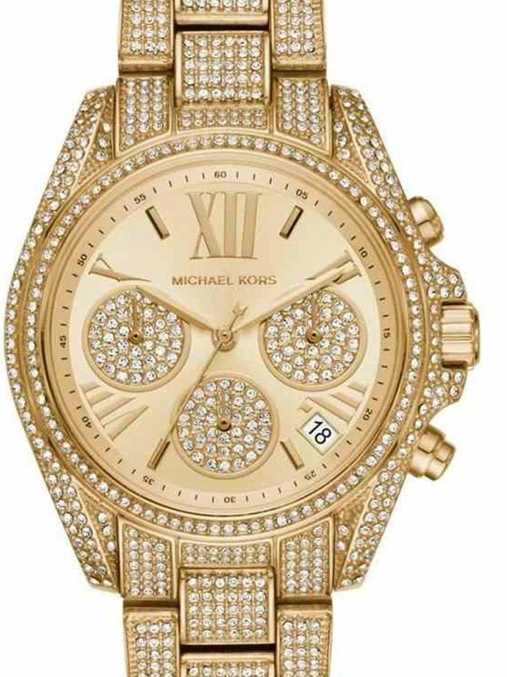ceas de dama michael kors mk6494 chrono 36mm 5atm