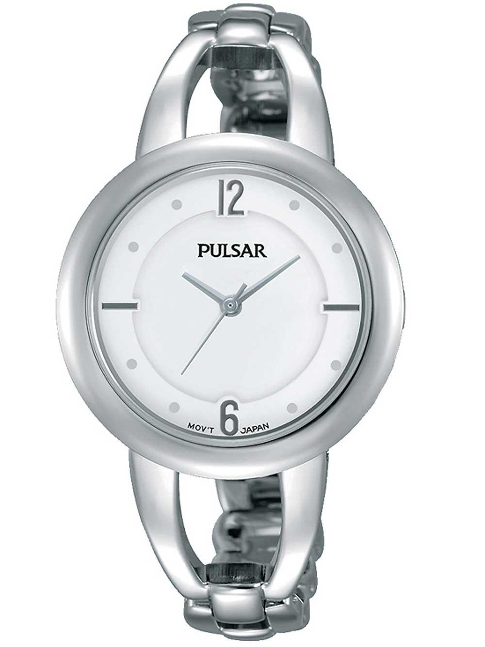 ceas de dama pulsar ph8203x1 33mm 3atm