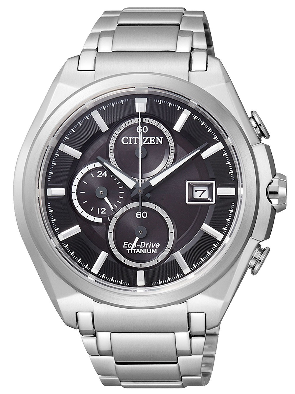 ceas barbatesc citizen ca0350-51e super titan chrono 10atm 45mm