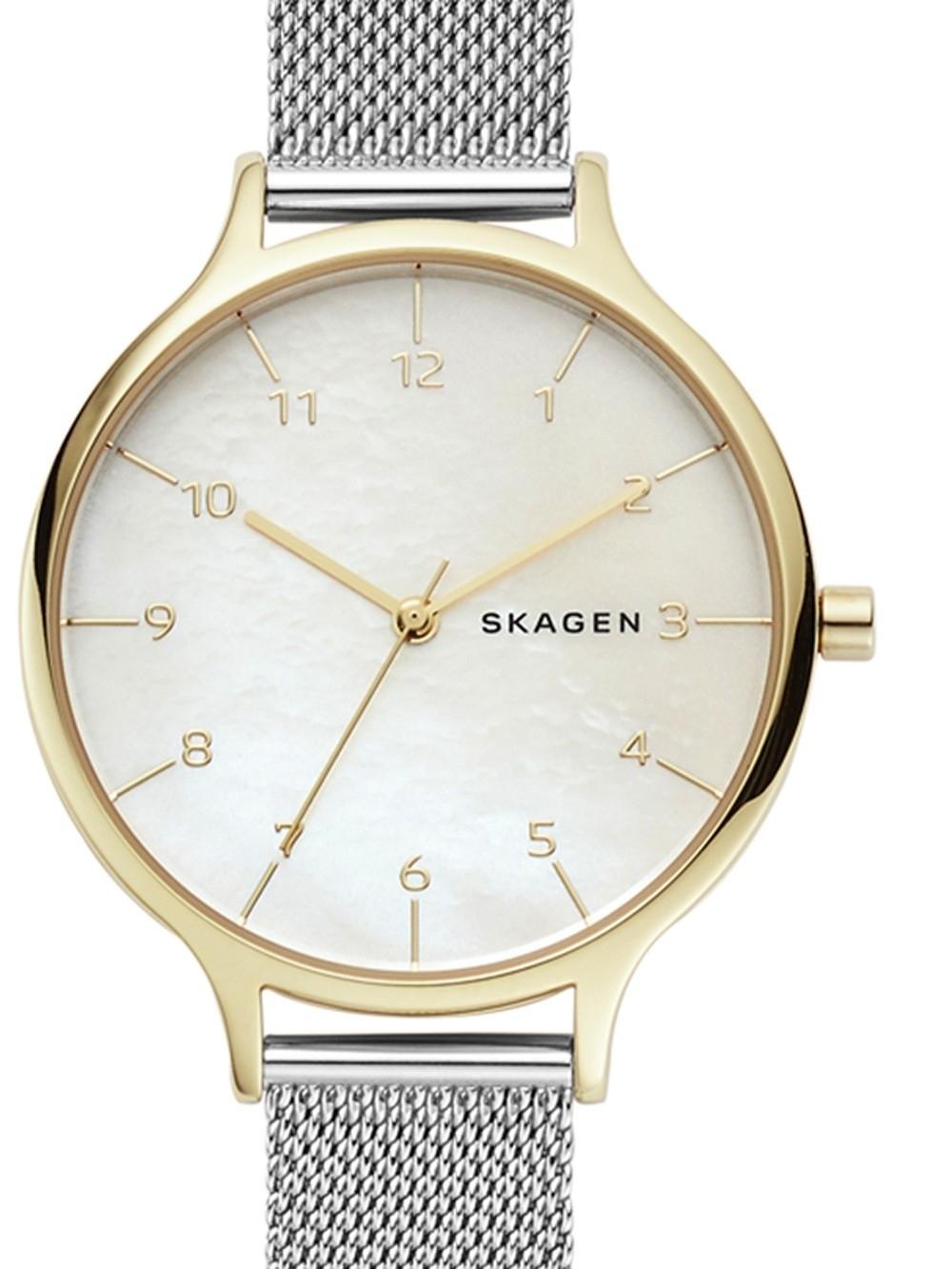 ceas de dama skagen skw2702 anita 36mm 5atm