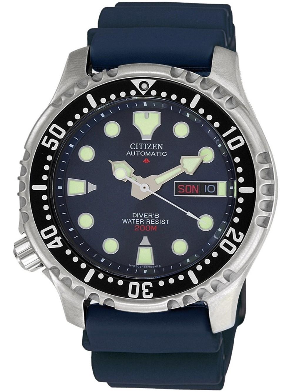 ceas barbatesc citizen ny0040-17le promaster sea autom. 42mm 20atm
