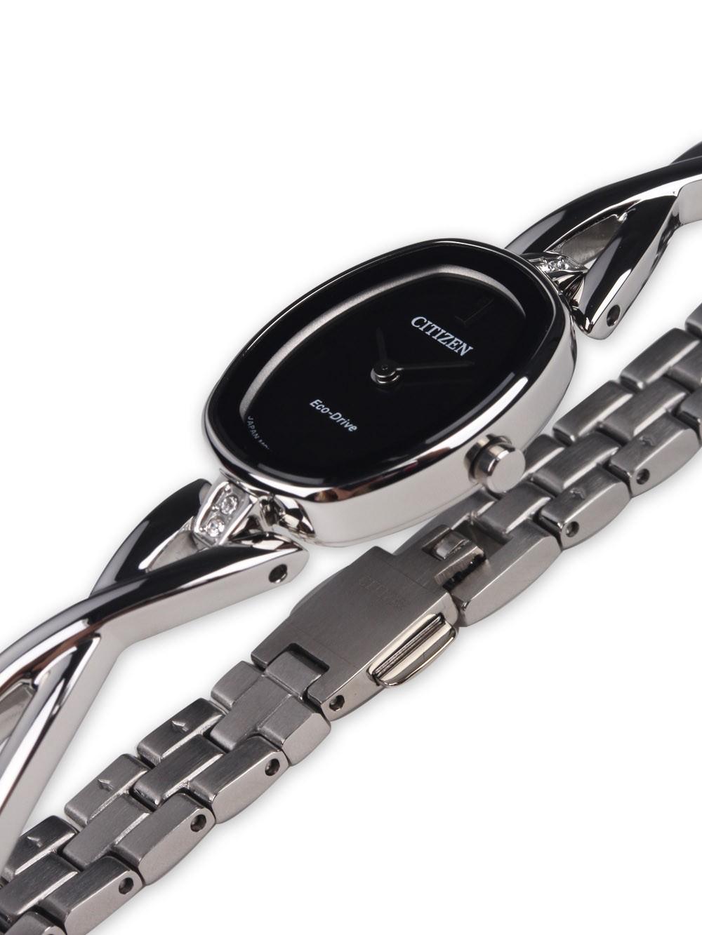 watches chrono12 citizen ex1410 88e elegant eco drive damen 18mm 3atm. Black Bedroom Furniture Sets. Home Design Ideas