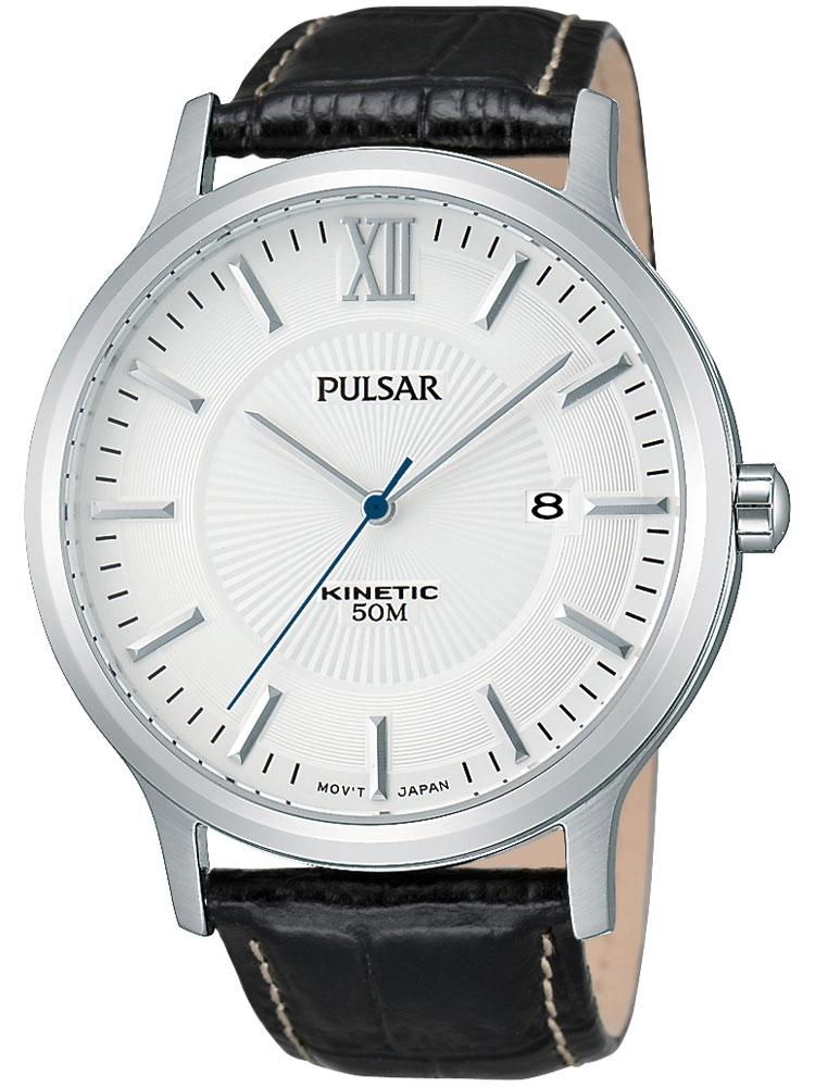 watches chrono12 pulsar par187x1 herrenuhr silber. Black Bedroom Furniture Sets. Home Design Ideas
