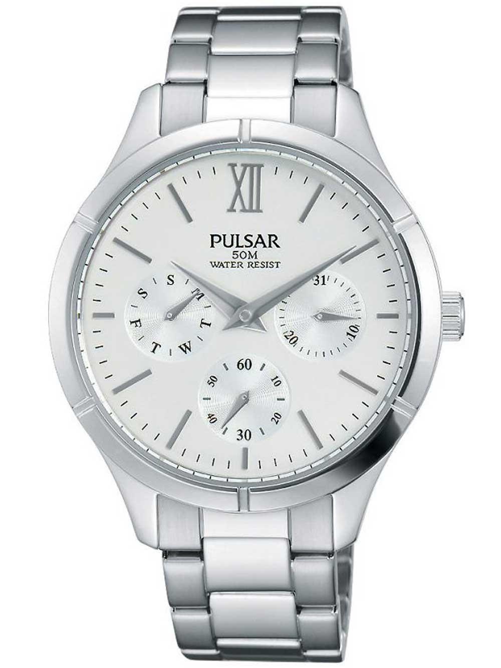 ceas de dama pulsar pp6225x1 36mm 5atm