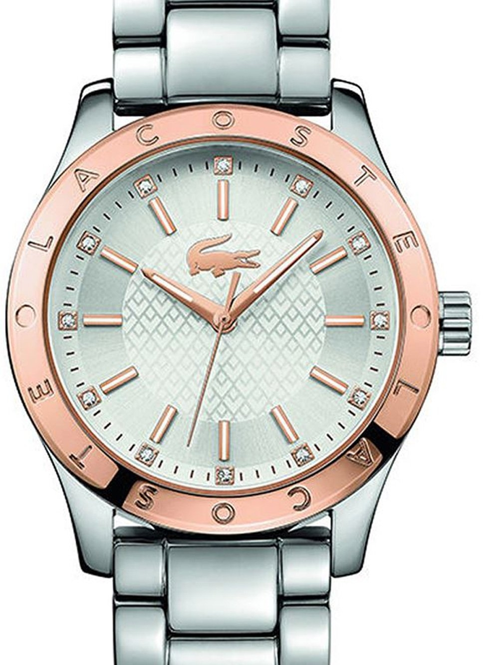 ceas de dama lacoste 2000982 charlotte 36mm 3atm