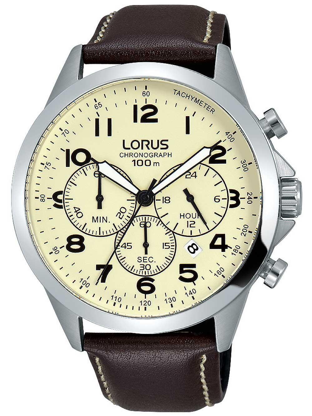 ceas barbatesc lorus rt377fx9 44mm 10atm