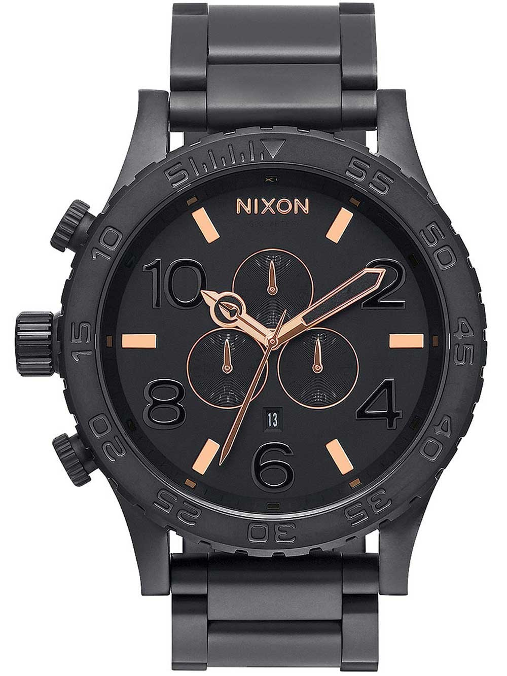 ceas barbatesc nixon a038-957 51-30 chrono 51mm 30atm