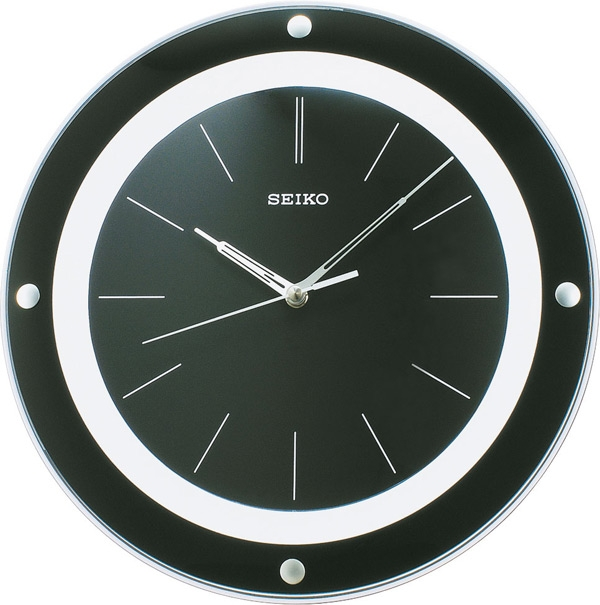 watches chrono12 seiko wanduhr qxa314j. Black Bedroom Furniture Sets. Home Design Ideas