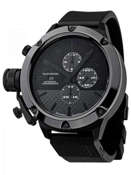 Ceas barbatesc U-Boat Classico Titan Ceramic 53mm 6233 Cronograf