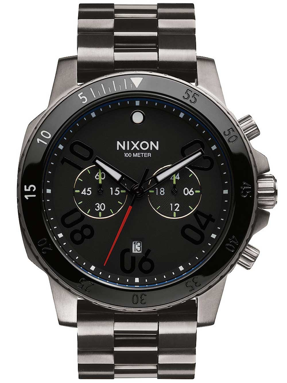 ceas barbatesc nixon a549-1531 ranger 44mm 10atm