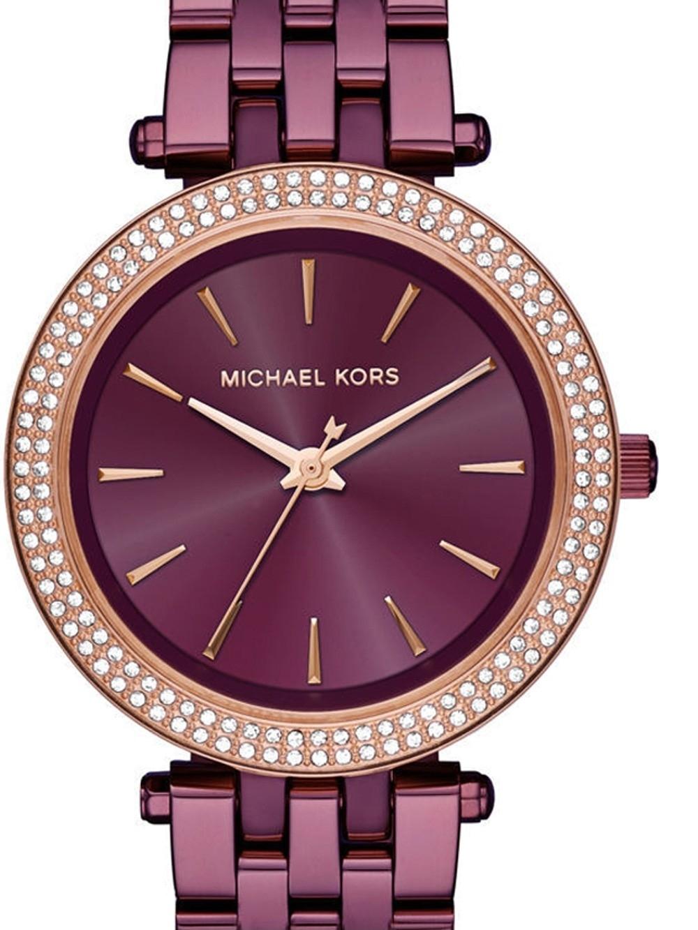ceas de dama michael kors mk3725 cinthia 33mm 5atm