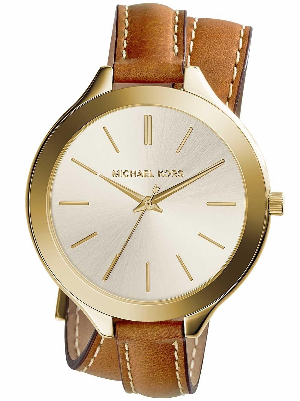 ceas de dama michael kors mk2256 slim runway 40mm 5atm