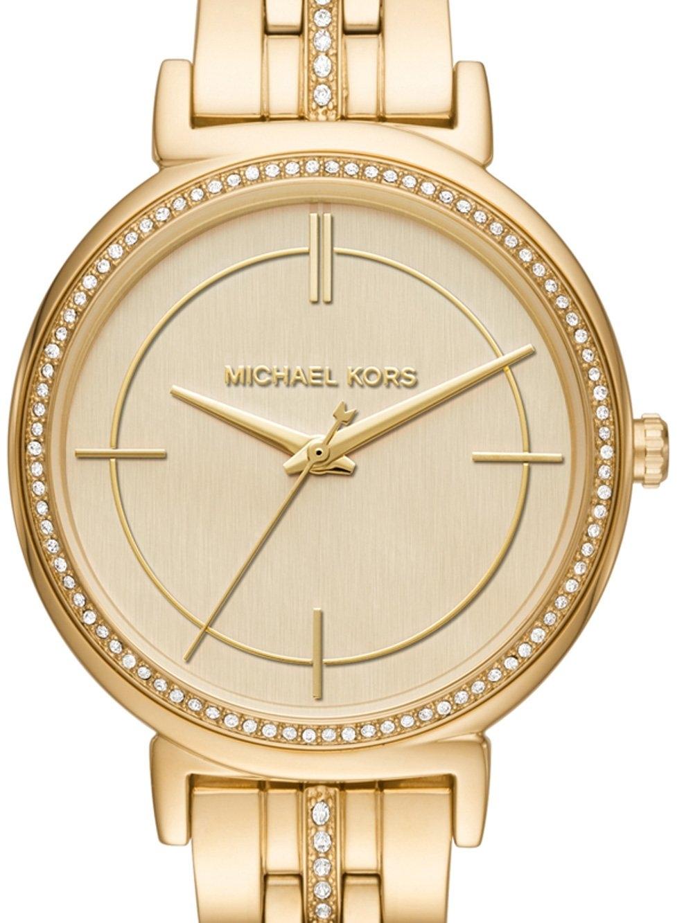 ceas de dama michael kors mk3681 cinthia 33mm 5atm
