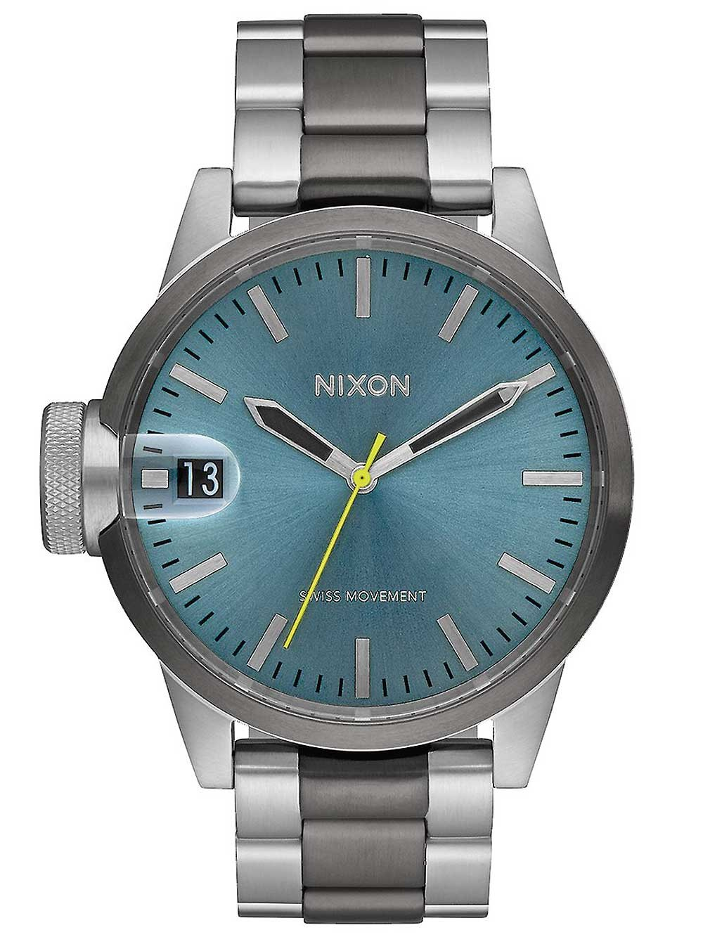 Ceas barbatesc Nixon A441-2304 Chonicle 44 44mm 10ATM