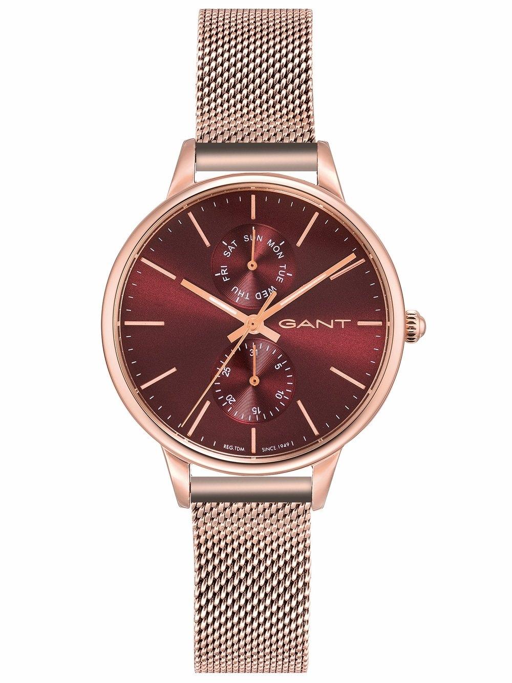 ceas de dama gant gt071002 logan 35mm 5atm