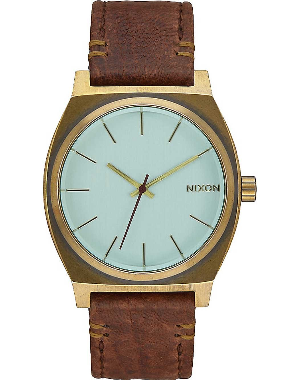 ceas barbatesc nixon a045-2223 time teller 37mm 10 atm