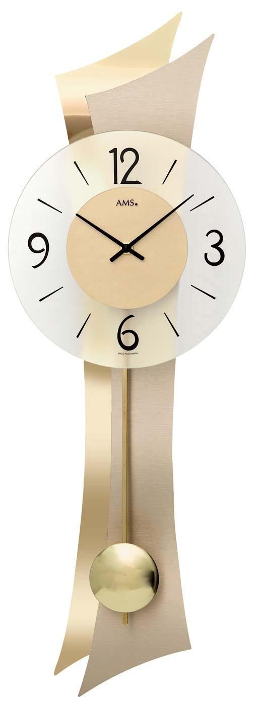 ceas de perete ams 7427