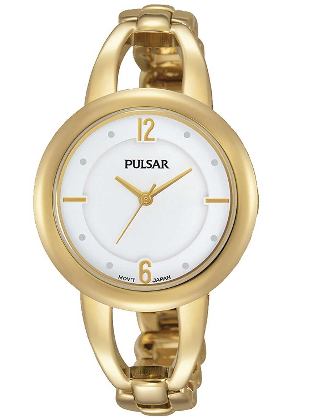 ceas de dama pulsar ph8206x1 33mm 3atm