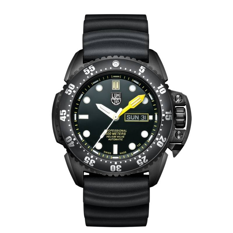 ceas barbatesc luminox xs.1521 deep dive 44mm 50atm