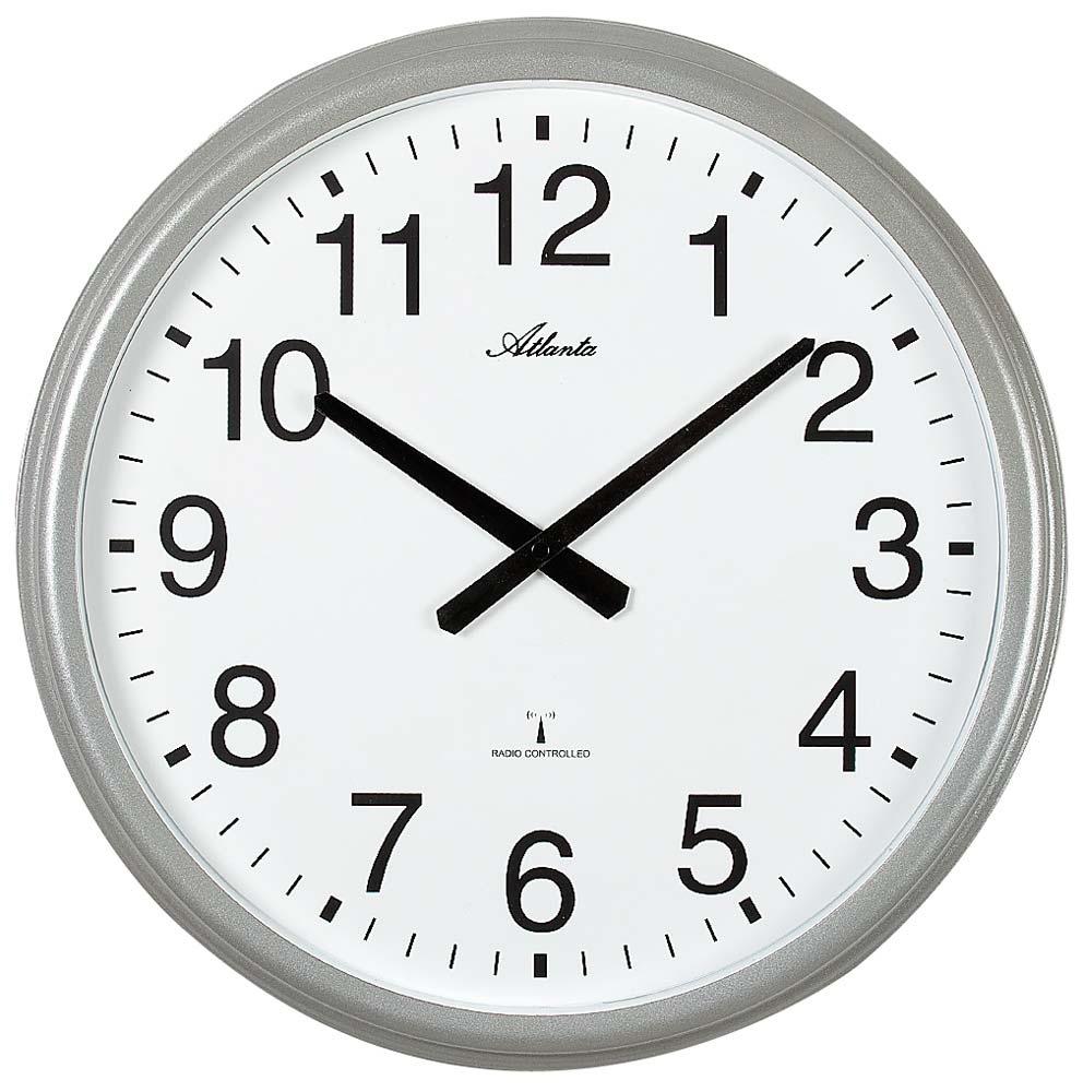 ceas de perete atlanta 4449 radio controlat