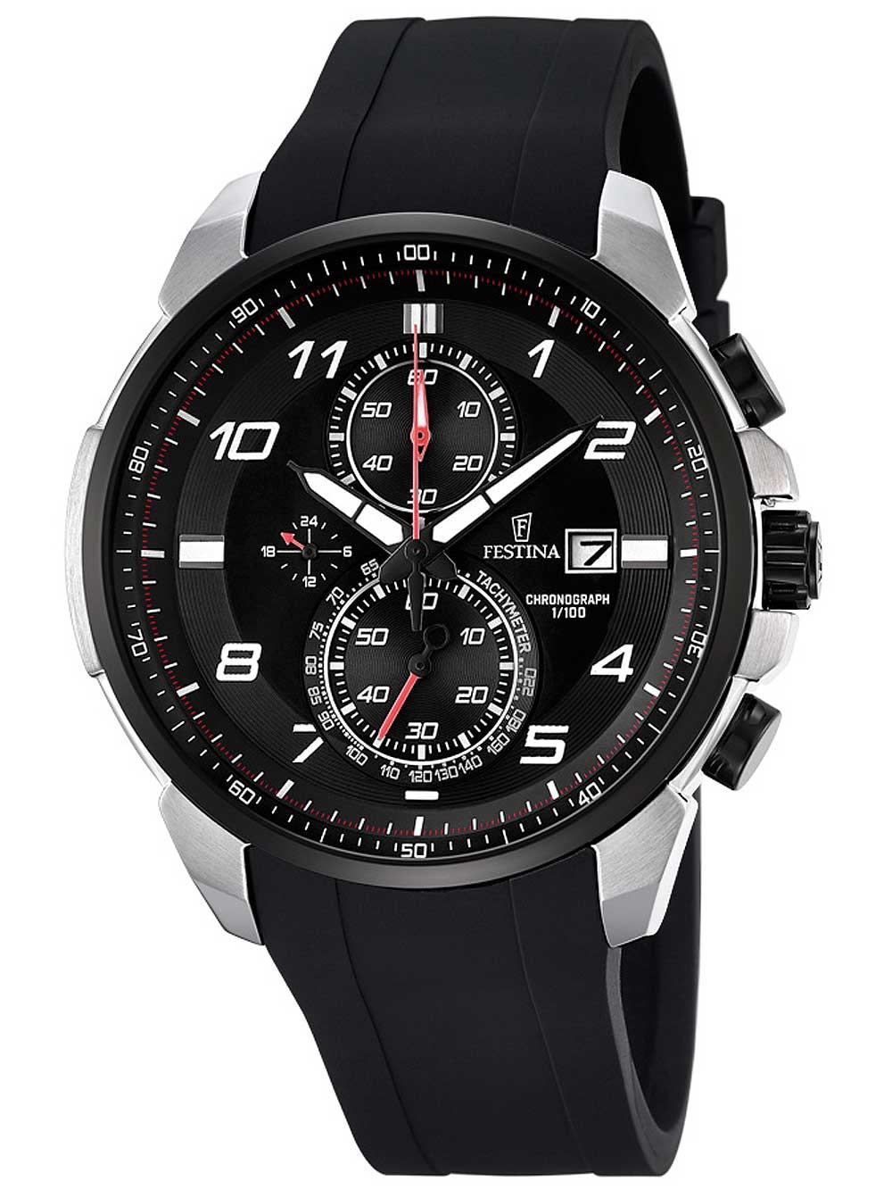 watches chrono12 festina f6841 4 chronograph herren. Black Bedroom Furniture Sets. Home Design Ideas