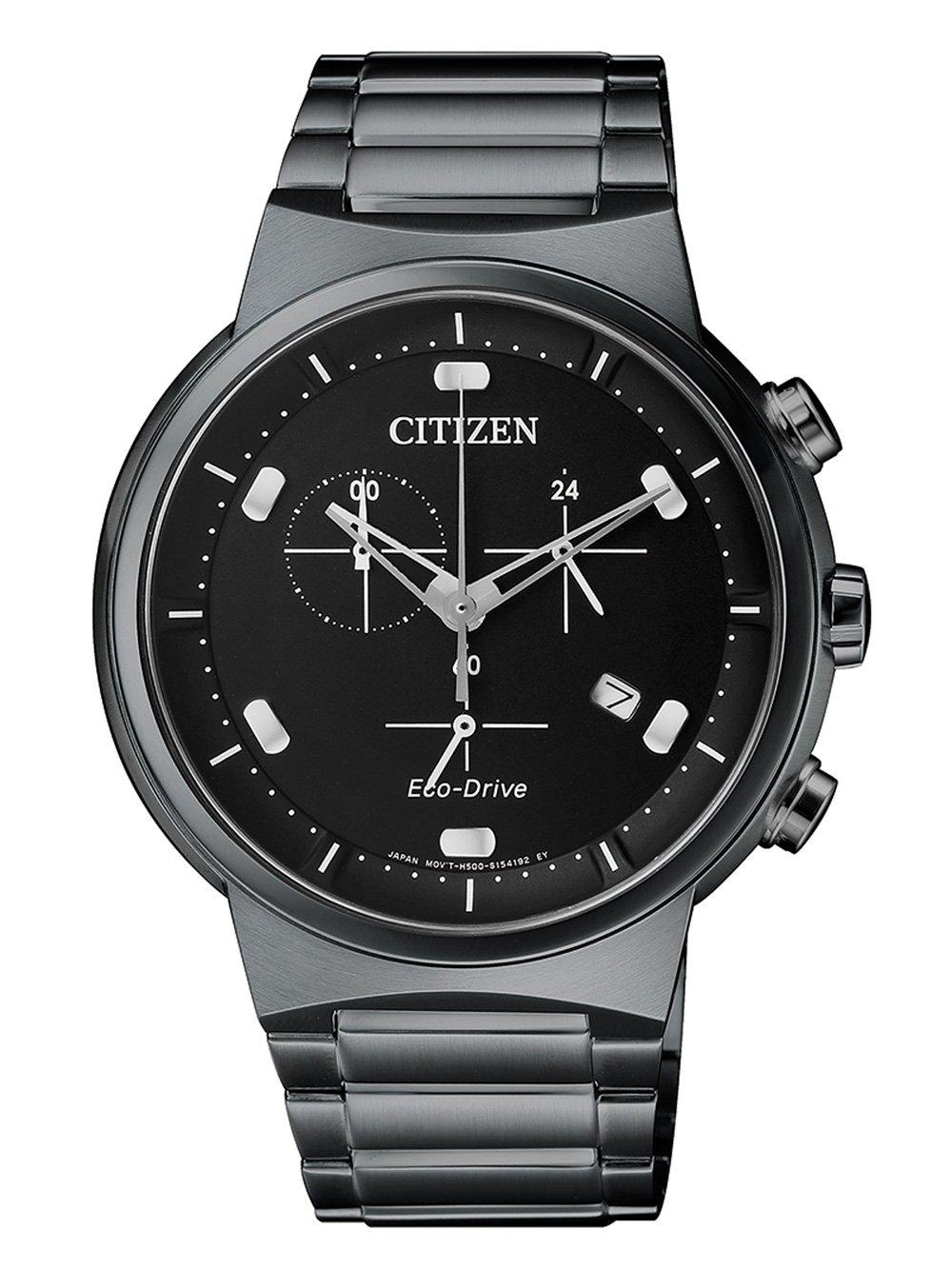 ceas barbatesc citizen at2405-87e chrono 41mm 10atm
