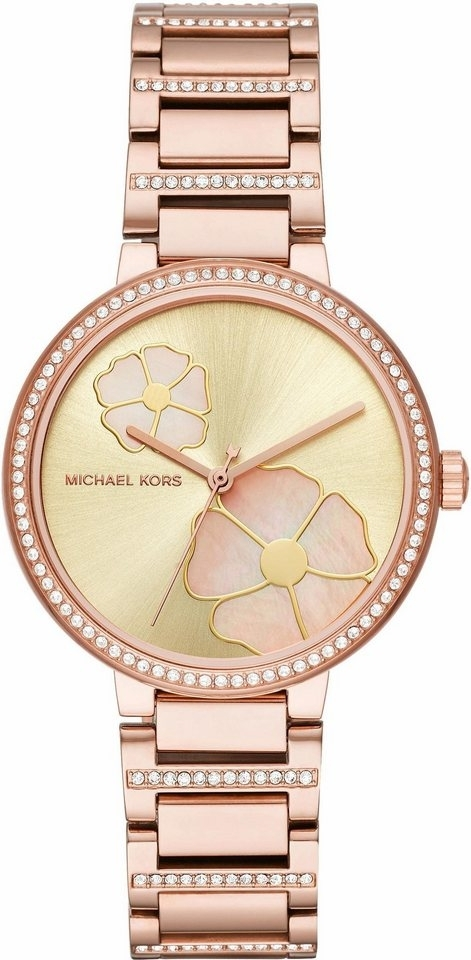 ceas de dama michael kors mk3836 courtney 35mm 5atm