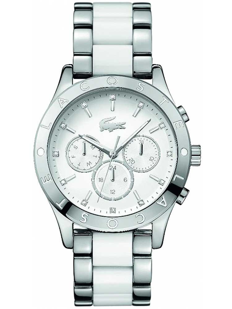 ceas de dama lacoste 2000962 charlotte multif. 40mm 3atm