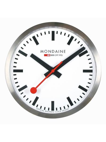 ceas de perete mondaine wanduhr a990.clock.16sbb 25 cm