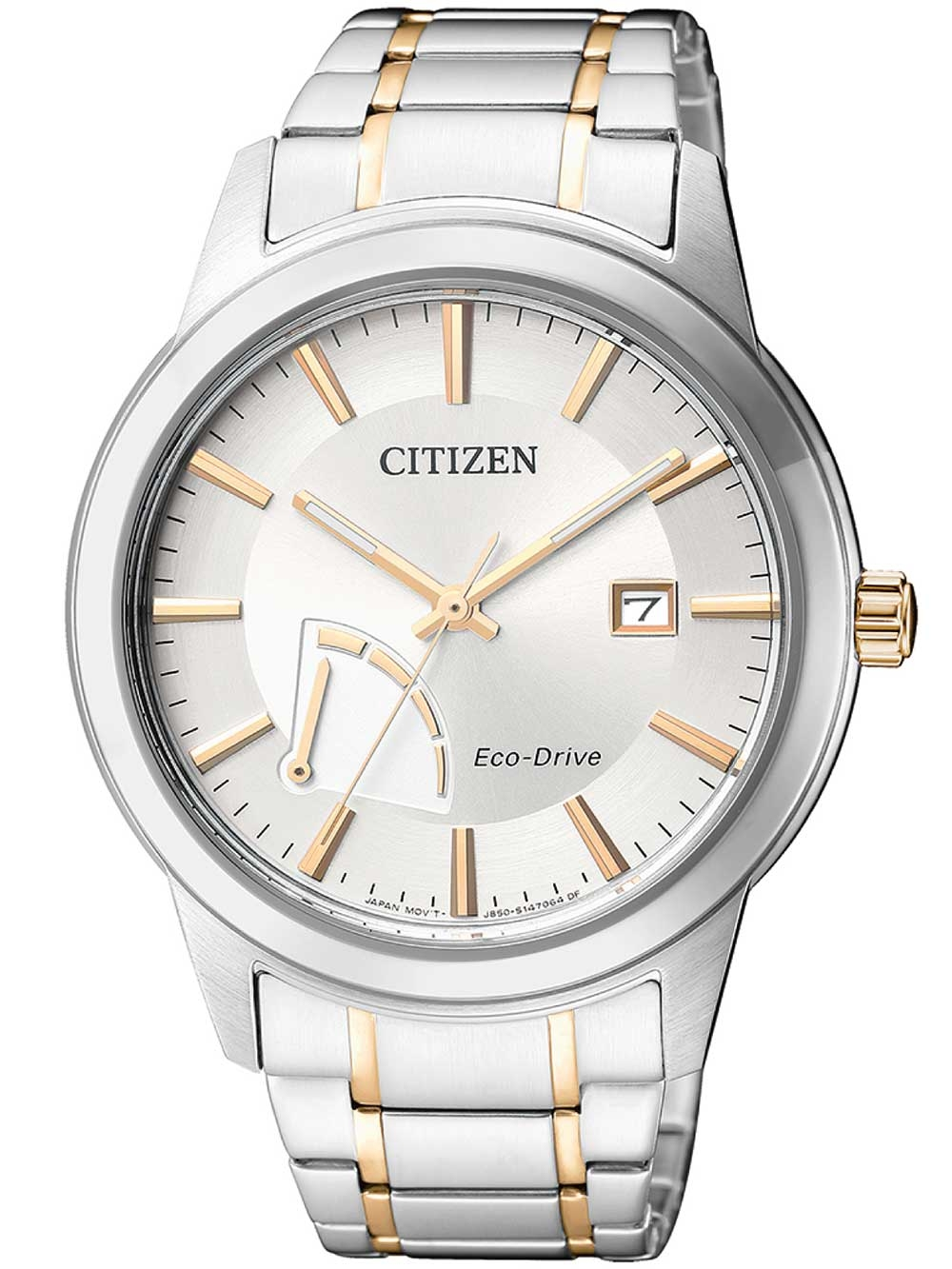 ceas barbatesc citizen aw7014-53a eco-drive elegant 41mm 10atm