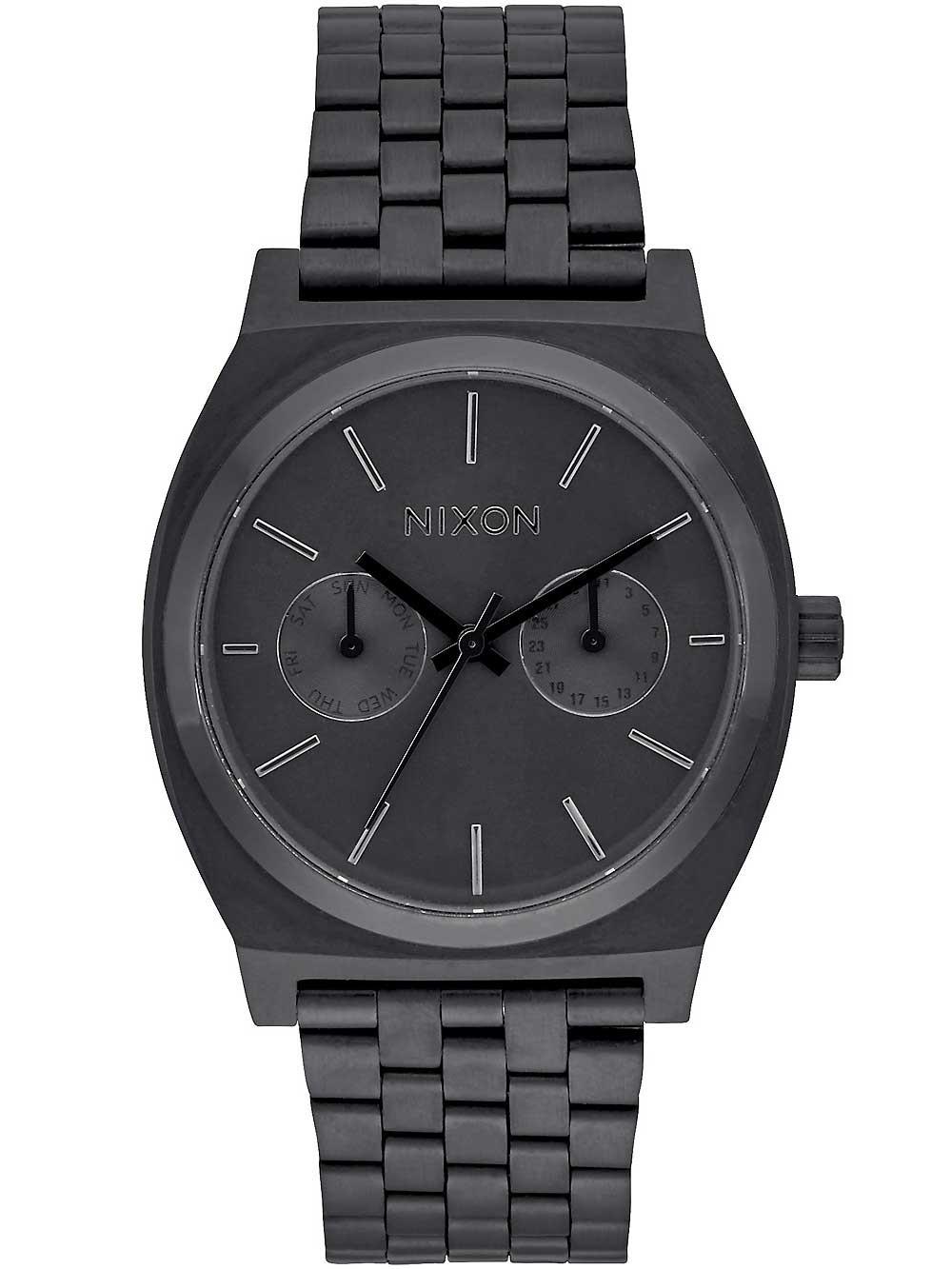 ceas barbatesc nixon a922-001 time teller deluxe 37mm 10atm