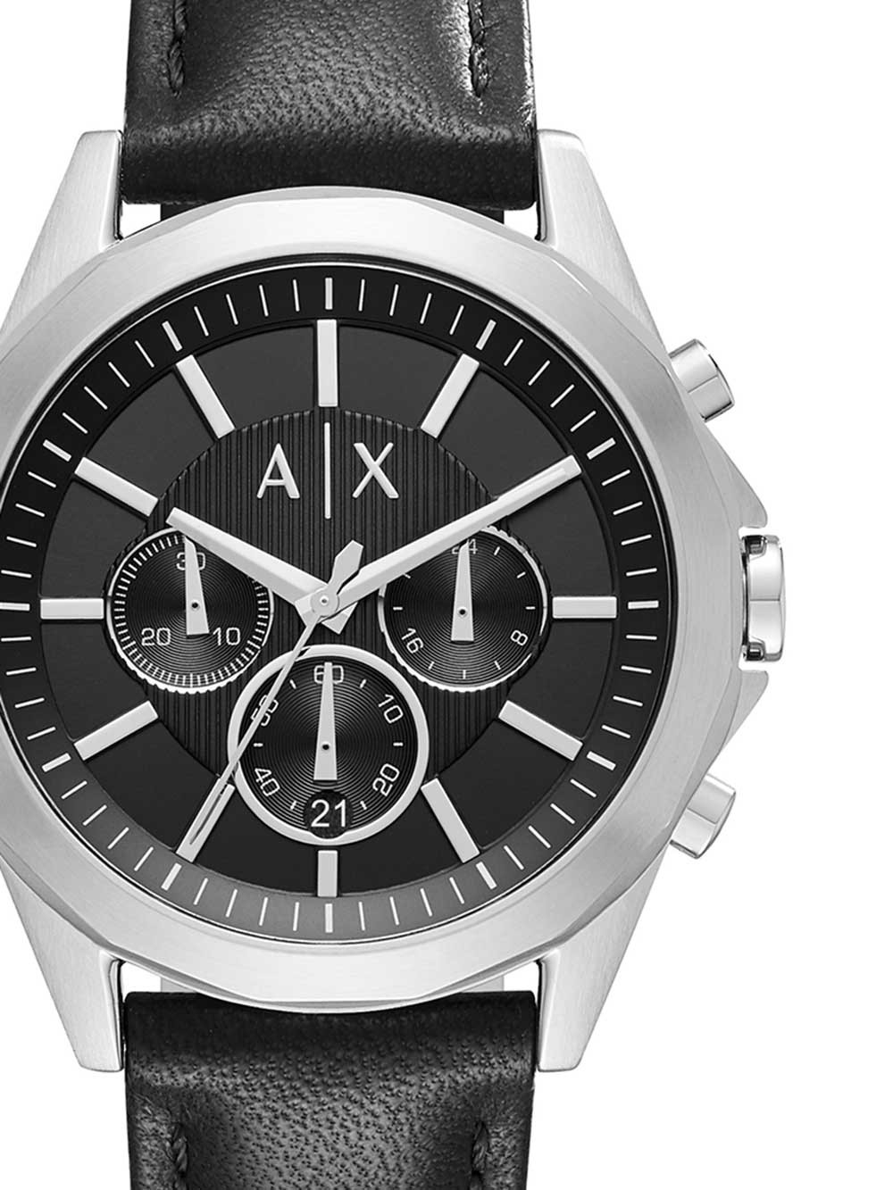 ceas barbati armani exchange ax2604 drex chrono. 46mm 10atm