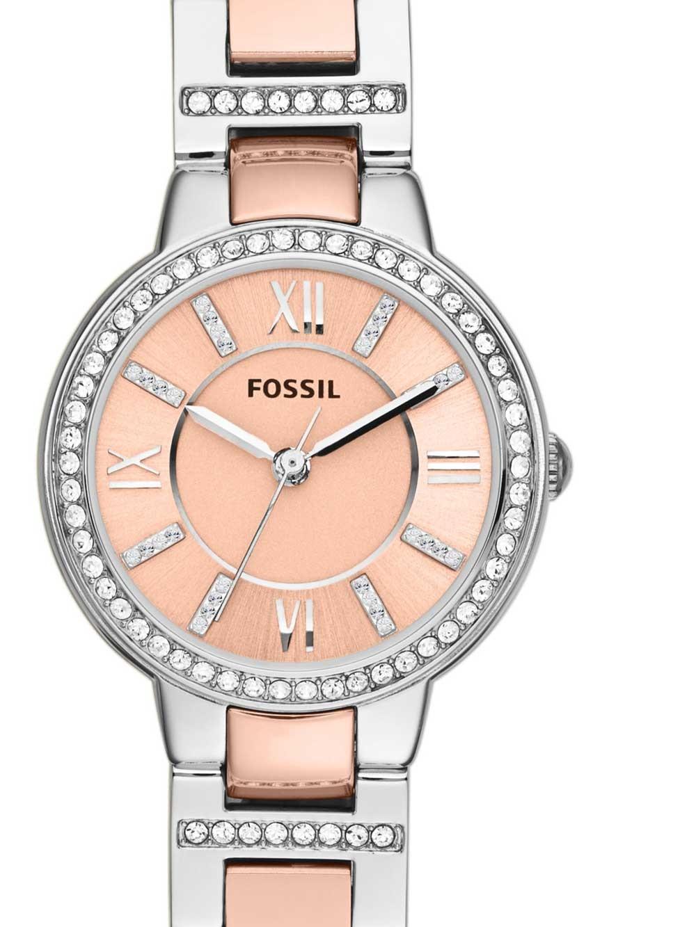 ceas de dama fossil es3405 virginia 30mm 5atm