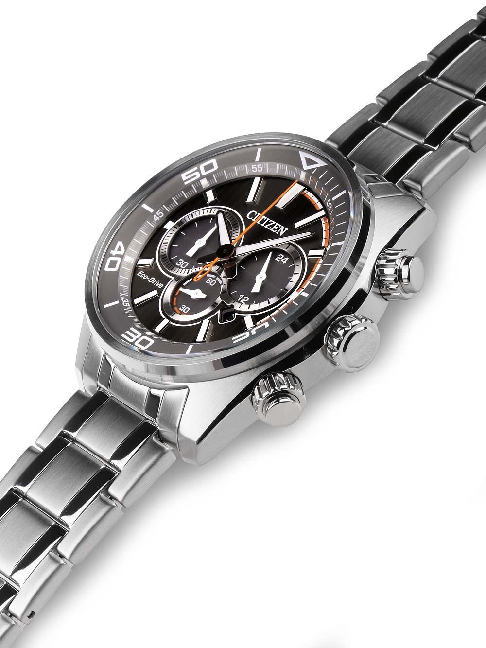 watches chrono12 citizen ca4330 81h eco drive
