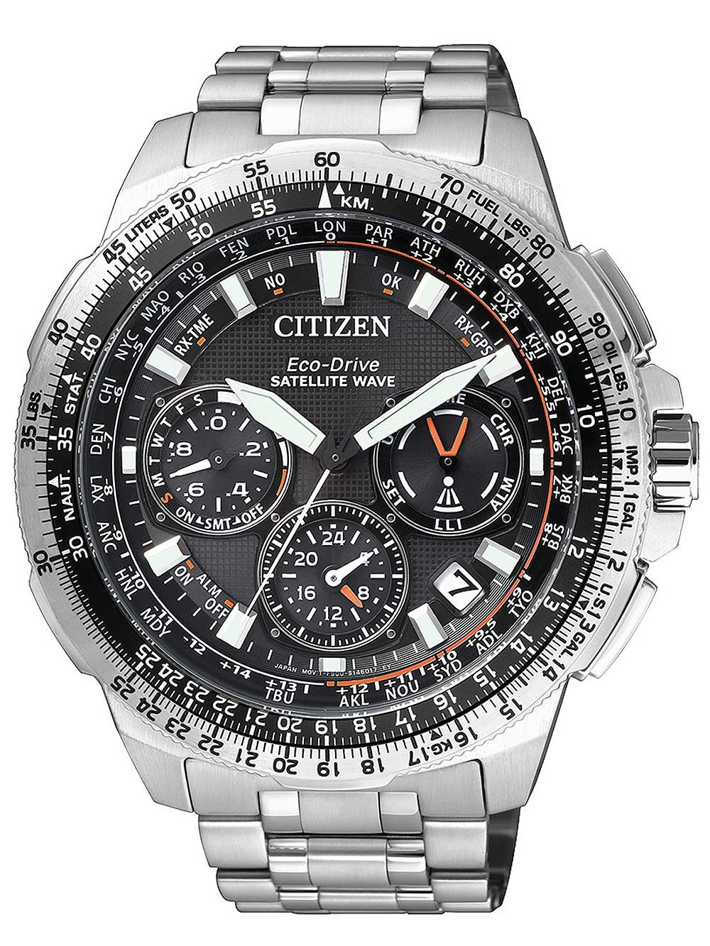 ceas barbatesc citizen cc9020-54e satellite waves gps titan 47mm 20atm