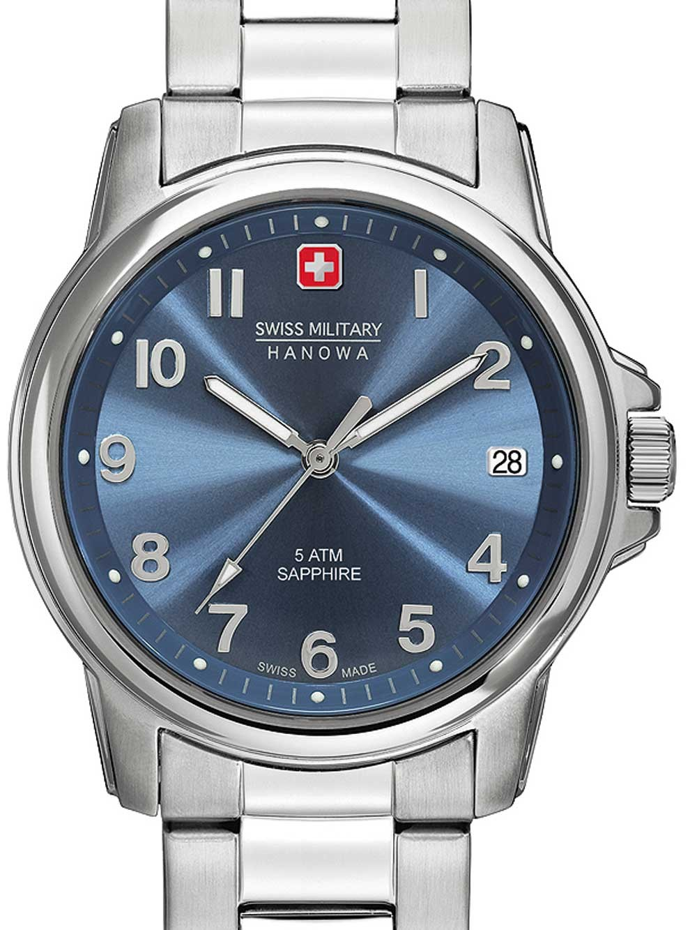 Ceas de dama Swiss Military Hanowa 06-7231.04.003 Swiss Soldier Prime 32mm 5ATM