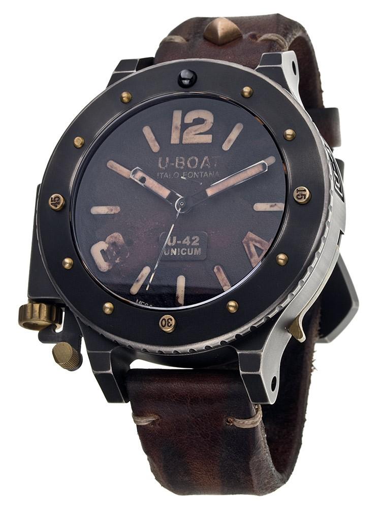 Watches Chrono12 U Boat U 42 Unicum 8088 Editio