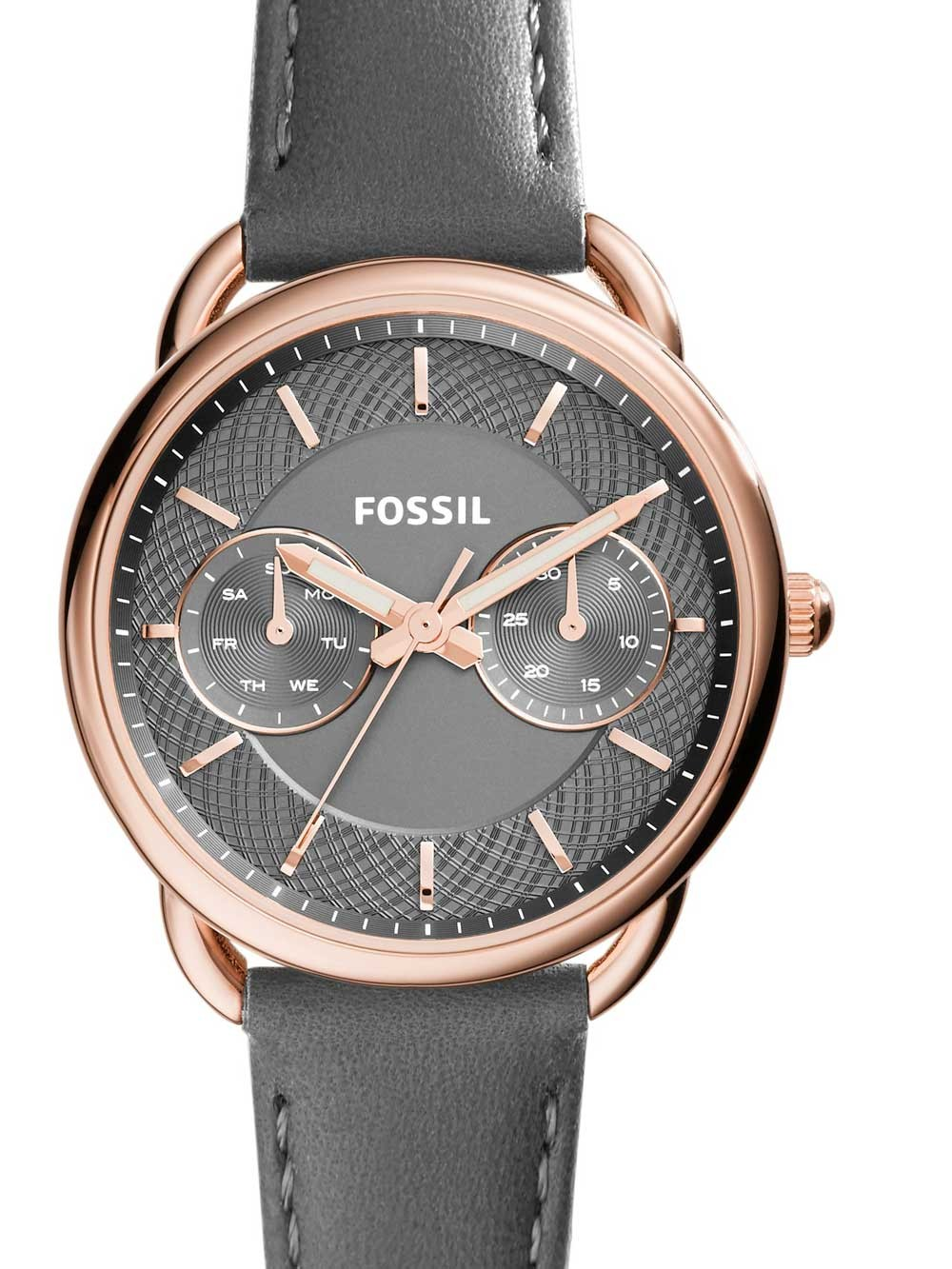 watches chrono12 fossil es3913 tailor damen 35mm 5atm. Black Bedroom Furniture Sets. Home Design Ideas