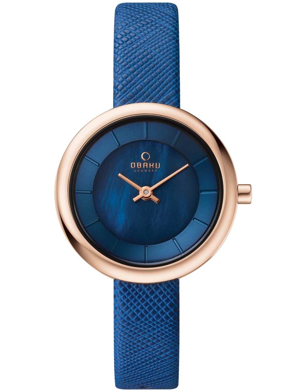 ceas de dama obaku v146lxvlra 27mm 3atm