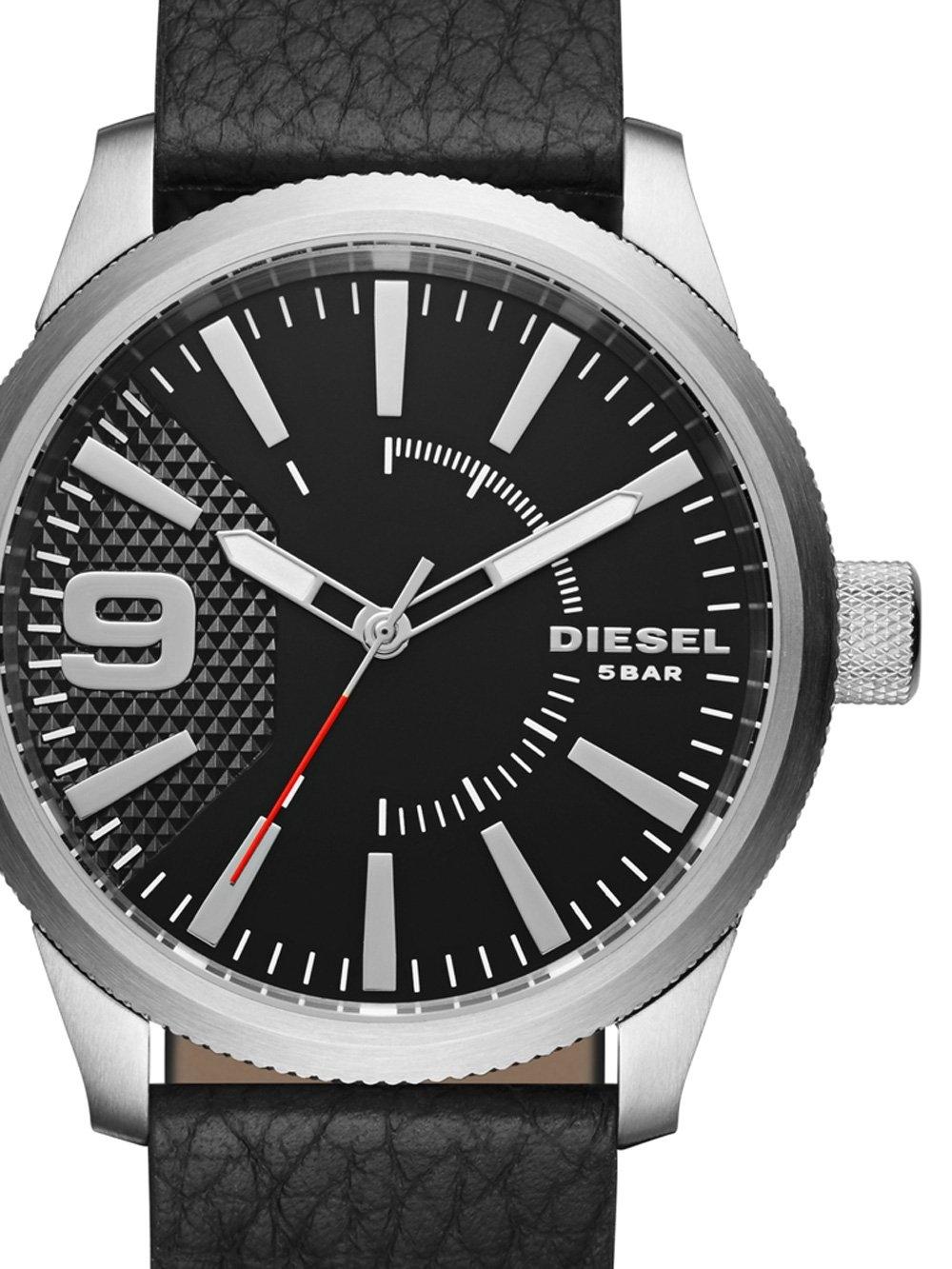 ceas barbatesc diesel dz1766 rasp herren 47mm 5atm