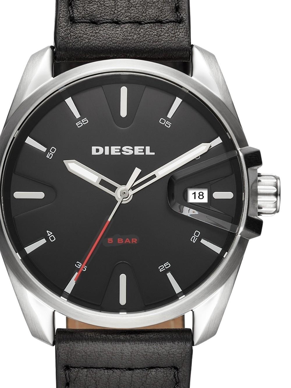 ceas barbatesc diesel dz1862 ms9 43mm 5atm