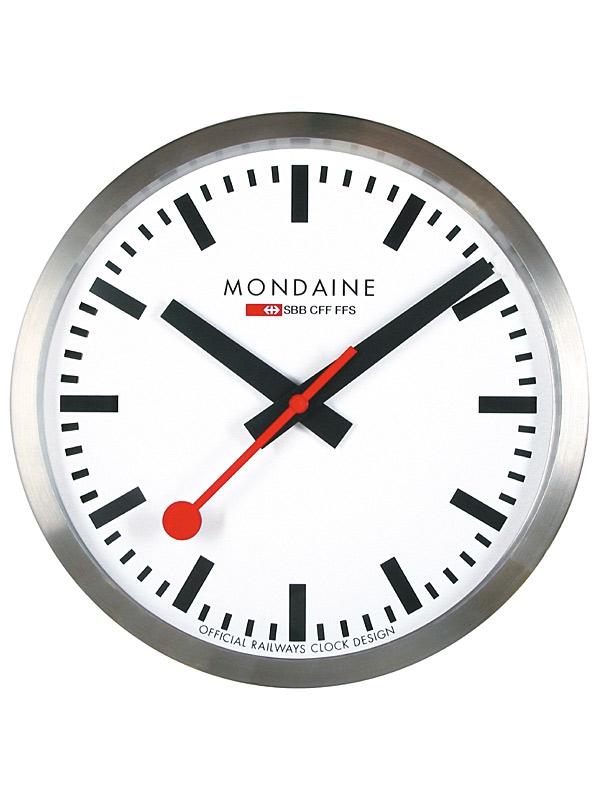 ceas de perete mondaine wanduhr a995.clock.16sbb 40 cm