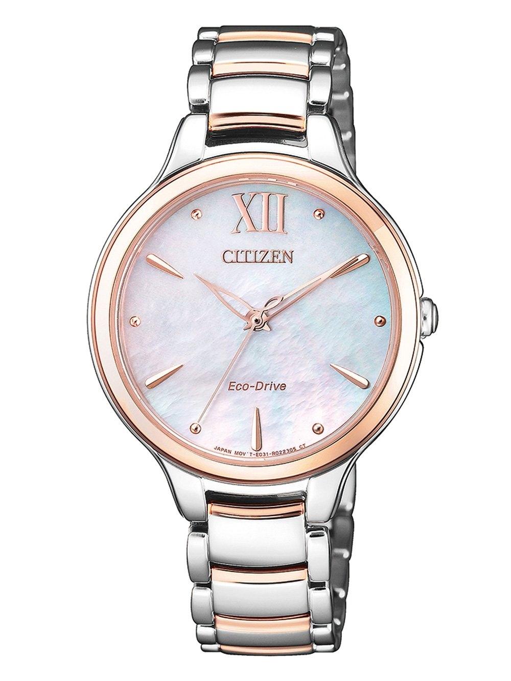 Ceas de dama Citizen EM0556-87D Elegance 32mm 5ATM