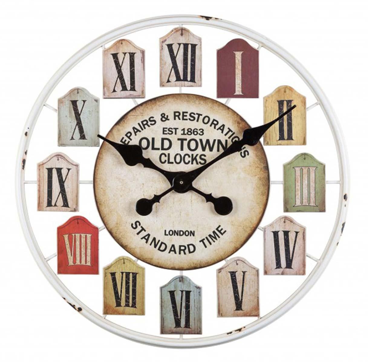 ceas de perete antique home 7302