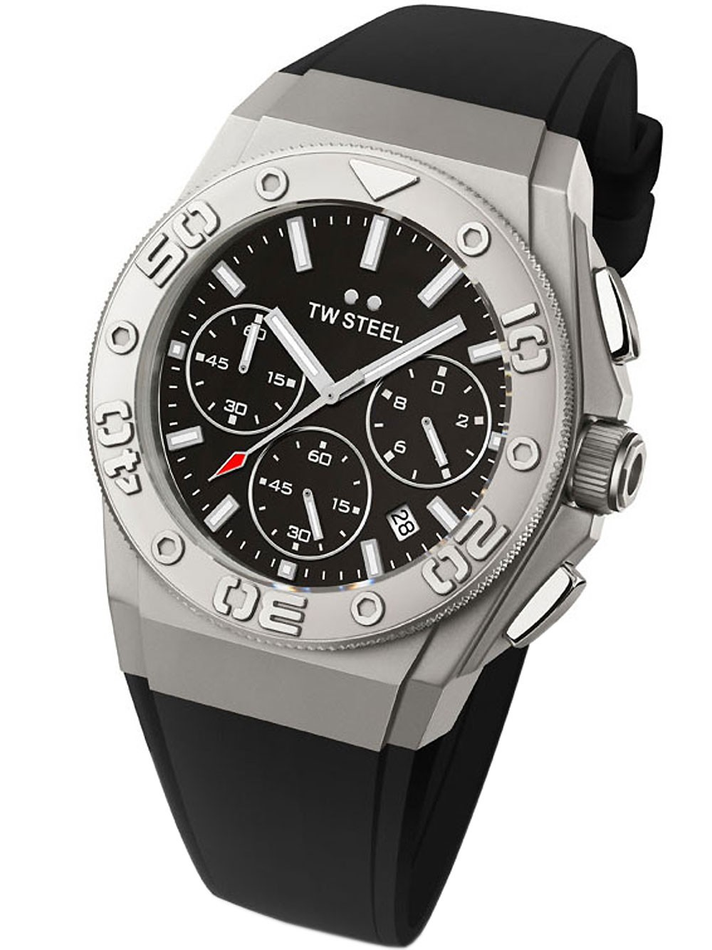 montres chrono12 tw steel ce5008 ceo diver chronograph 44mm 10atm. Black Bedroom Furniture Sets. Home Design Ideas
