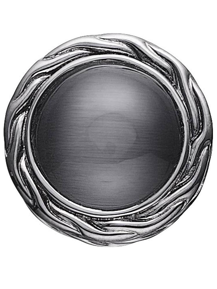 Story Charm 6208379 Argintiu Rhodiniert Katzenauge