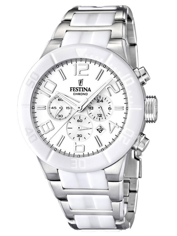 ceas barbatesc festina trend f16576/1 cronograf