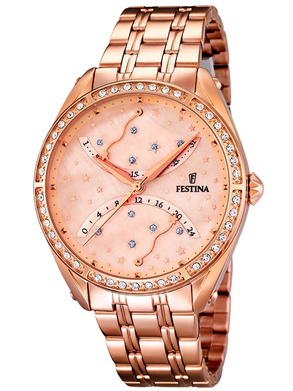 festina f16742/2 damen 38mm 5atm