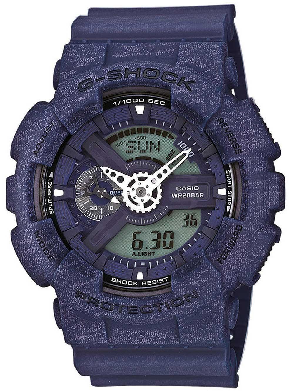 Ceas barbatesc Casio GA-110HT-2AER G-Shock 47mm 20ATM