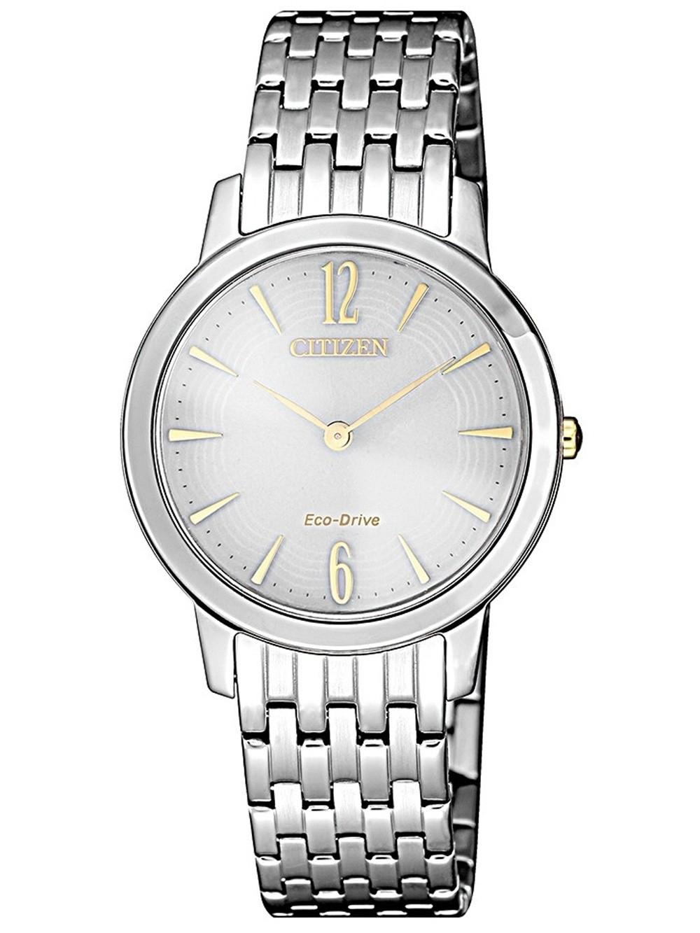 ceas de dama citizen ex1498-87a eco-drive 30mm 5atm